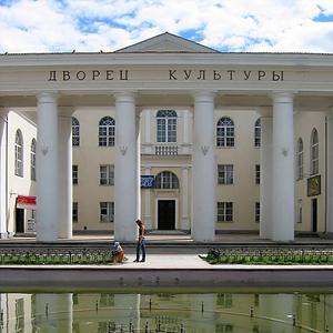 Дворцы и дома культуры Большой Черниговки