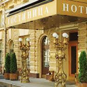 Гостиницы Большой Черниговки