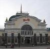 Железнодорожные вокзалы в Большой Черниговке