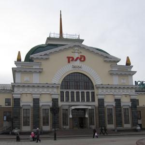 Железнодорожные вокзалы Большой Черниговки